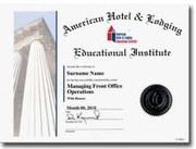 Учебный центр Института Ассоциации Отелей США