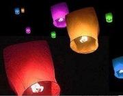 Небесні ліхтарики (Луцьк) повітряні ліхтарики,  небесные фонарики