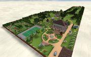Ландшафтний дизайн та озеленення