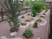 Ландшафтный дизайн Озеленение Пруды Каменистые сады