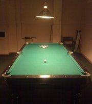 Бильярдный стол 9 ft для игры в пул