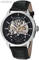 Часы наручные мужские новые оригинал США Stuhrling Aristocrat
