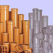 Трубы ПВХ и фитинги для наружной канализации Луцк