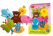 набор игрушек для купания FIXI