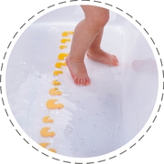 коврик антискользящий на дно ванной (UTTI)