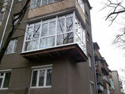 Продажа окон. Отделка лоджии,  балконов.