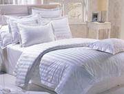 Постельное белье le vele,  Комплект двуспальный «Белый стиль»