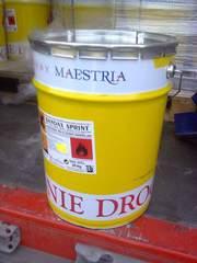 Краска для дорожной разметки BANDAX SPRINT, товар Сертифицирован