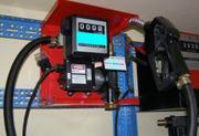 Міні-заправки(АЗС) та комплектуючі  для перекачування палива.