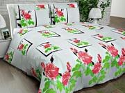 Постельное белье купить,  Комплект семейный «Нежная роза»