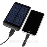 Зарядное устройство на солнечных батареях Solar Charger P1100F 0, 7W 26