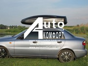Аэробоксы автомобильные (бокс-багажник на крышу авто)