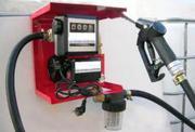 Мінізаправки (АЗС) і комплектуючі для перекачування дизпалива,  бензину