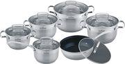 МБТ и посуда (наборы посуды,  чайники, кастрюли)