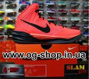 Баскетбольные оригинальные кроссовки Nike Prime Hype DF