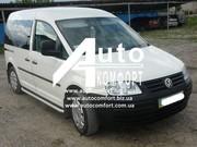 Тонировка автостекол на автомобиль VW Caddy (07-)