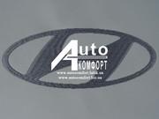 Вышивка логотипа автомобиля Hyundai (Хюндай)