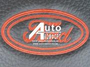 Вышивка логотипа автомобиля Ford (Форд)