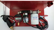Мини-колонка 12 Вольт 40л/мин для перекачки дизтоплива,  Ecokit Adam Pu