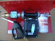 Насоси для перекачування дизпалива, бензину, масел на 12, 24, 220Вольт