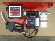 Насос PANTHER 56,  миниАЗС 220В 56л/мин для перекачки дизтоплива. PIUSI