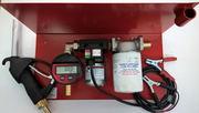 Насос, миниЗаправка 12В 35л/мин для  дизтоплива.Гарантия. Италия