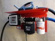 Оптимально для перекачки дизтоплива насос, миниАЗС 56л/мин 220В или 12В