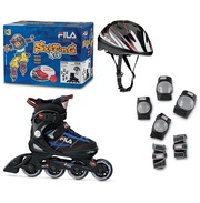 Раздвижные недорогие ролики Rollerblade,  Fila для детей