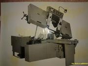 Продам из наличия лентопильный отрезной автомат 8А544
