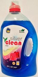 Гель для стирки Silver clean 4.5l оптом и в розницу