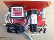 Топливо-раздаточные модули для перекачки дизтоплива, бензина, масла