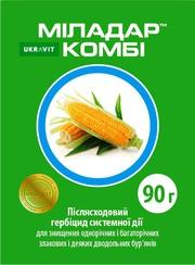 Гербіцид для кукурудзи МІЛАДАР КОМБІ