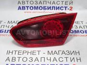 Seat Leon 09- 12 фонарь задний внутренний правый в крышку багажника