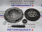Renault Kangoo/Megane/Clio/Logan/Dokker 1.4/1.6 02- комплект сцепления