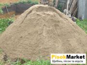Пісок в Луцьку ціни на пісок купити пісок в PisokMarket