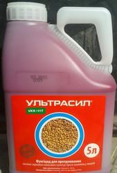 Протруйник зернових від сажки,  фузаріозів - Ультрасил